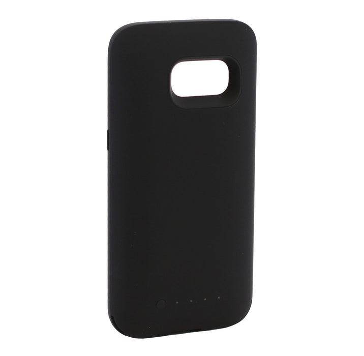 Mophie Juice Pack Protective 2950mAh Battery Case for Galaxy S7 - Black (Refurbished)