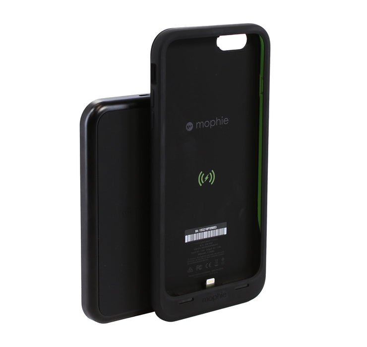Mophie Juice Pack Wireless & Charging Base for iPhone 6s Plus/6 Plus - Black (Certified Refurbished)