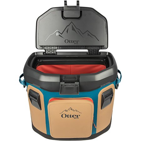 Otterbox Trooper Cooler, 20 Quart, 77-60272 - Desert Oasis