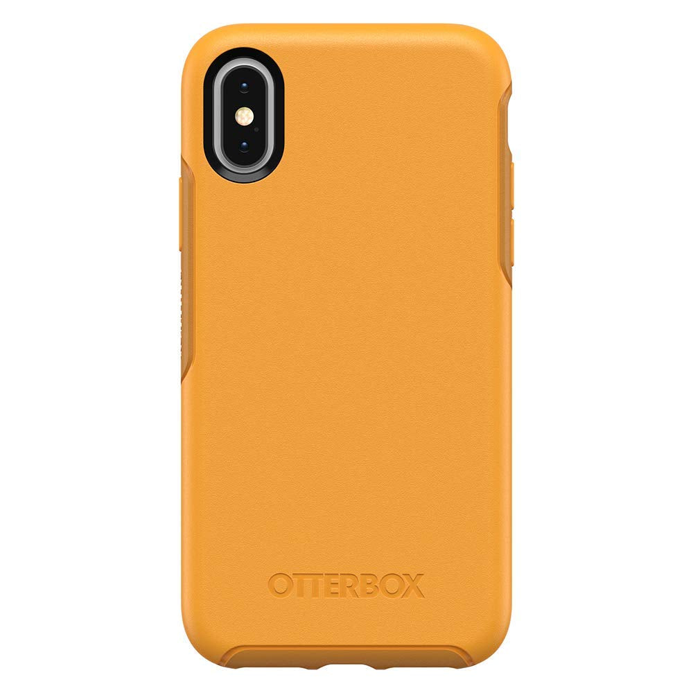 OtterBox iPhone X/XS (ONLY) SYMMETRY SERIES Case - Aspen Gleam Yellow