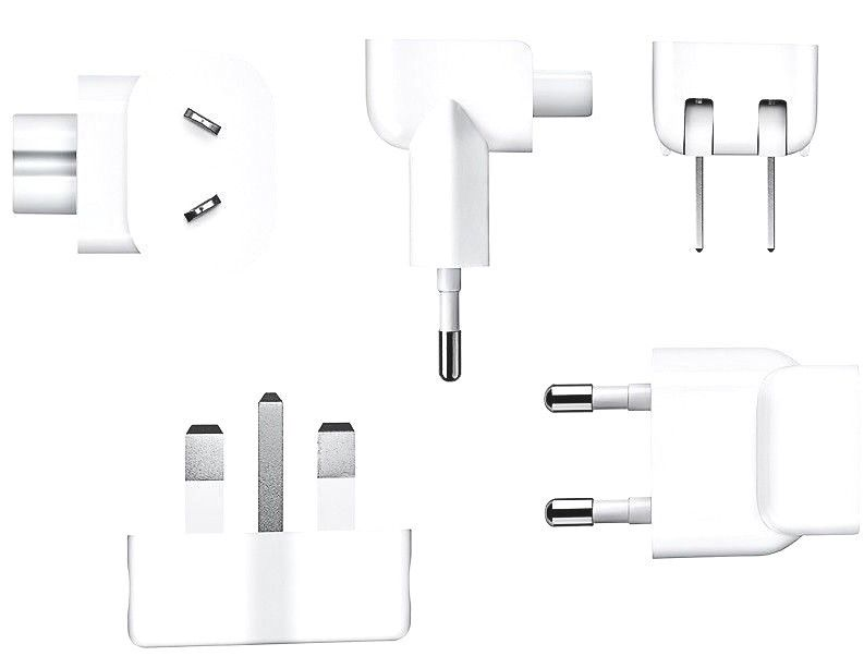 Apple World Travel Adapter Kit for Select Apple Devices - White