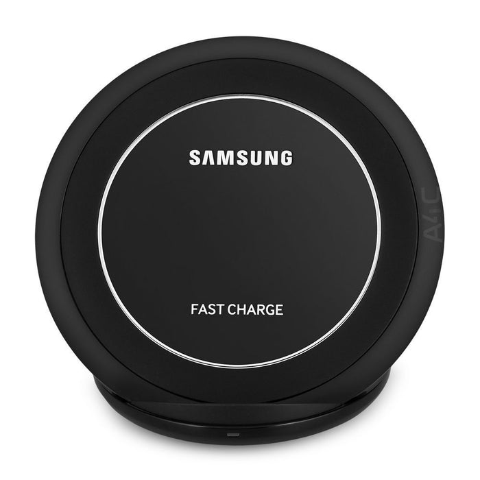 Samsung EP-NG930 Fast Wireless Charging Stand w/ Rapid Charger - Black