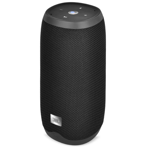 JBL LINK 20 Voice-Activated Portable Bluetooth Speaker - Black