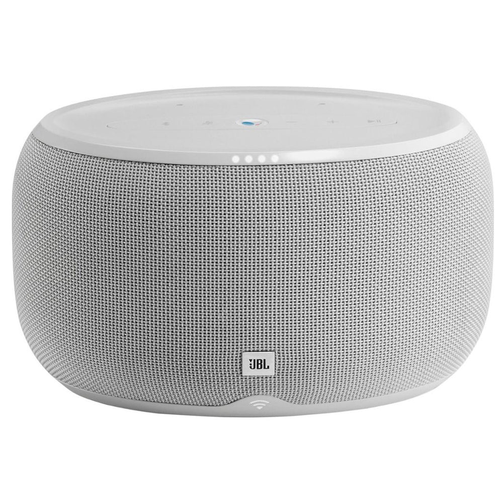 JBL Link 300 Wireless Bluetooth Voice-Activated Speaker - White