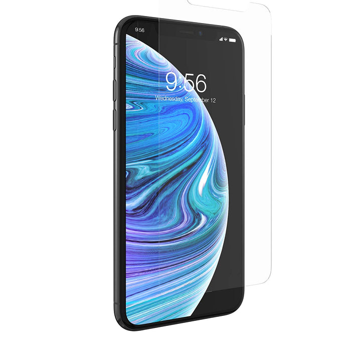ZAGG Apple iPhone X / XS Tempered Glass Screen Protector - Clear