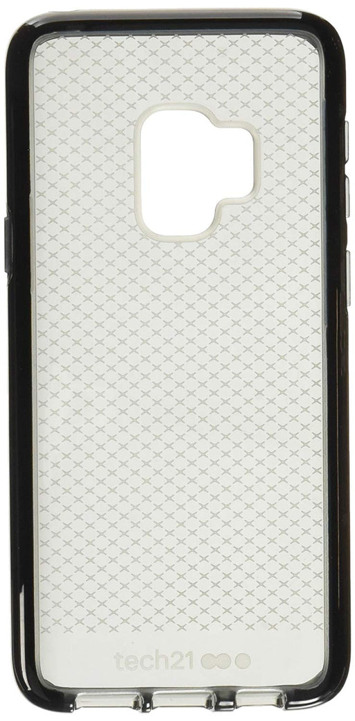 Tech21 Galaxy S9+ Evo Check Case - Smokey Black