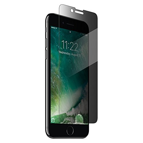 BodyGuardz Pure iPhone SpyGlass 2 Screen Protector for iPhone 6/6s/7/8 Plus
