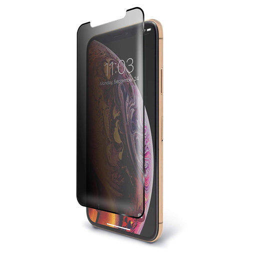 BodyGuardz - Pure SpyGlass Edge Screen Protector for iPhone XS Max