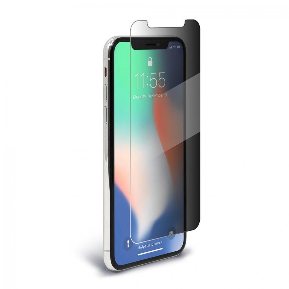 BodyGuardz Pure SpyGlass Edge Screen Protector for iPhone XR