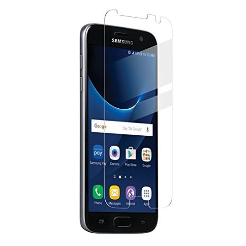 BodyGuardz Pure Glass Screen Protector for Samsung Galaxy S7 - Clear