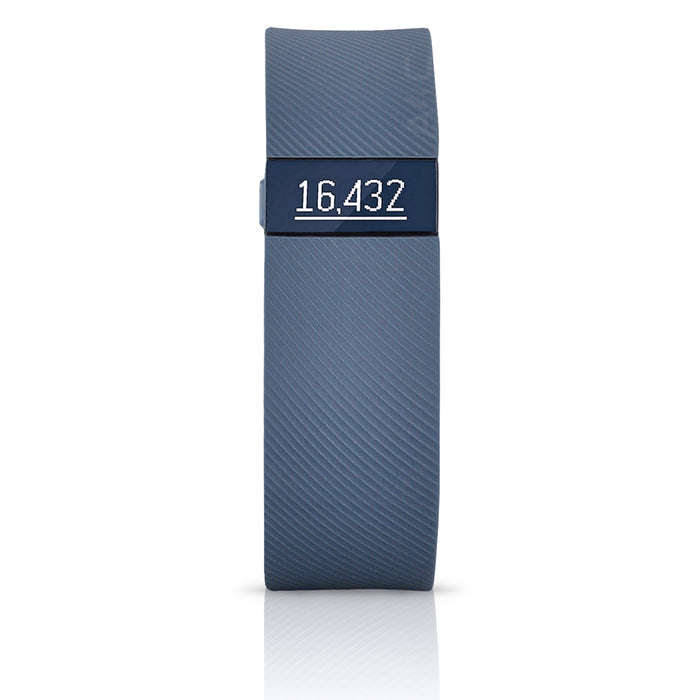 Fitbit Charge Wireless Activity Wristband (Small) - Slate Gray