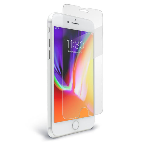 BodyGuardz AlumiTech Pure 2 Glass Screen Protector Clear for iPhone 6 / 6S