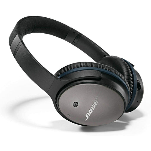 Bose QuietComfort 25 Noise Cancelling Headphones - Black