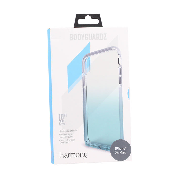 BodyGuardz Harmony Impact Protection Case for iPhone XS Max - Blue
