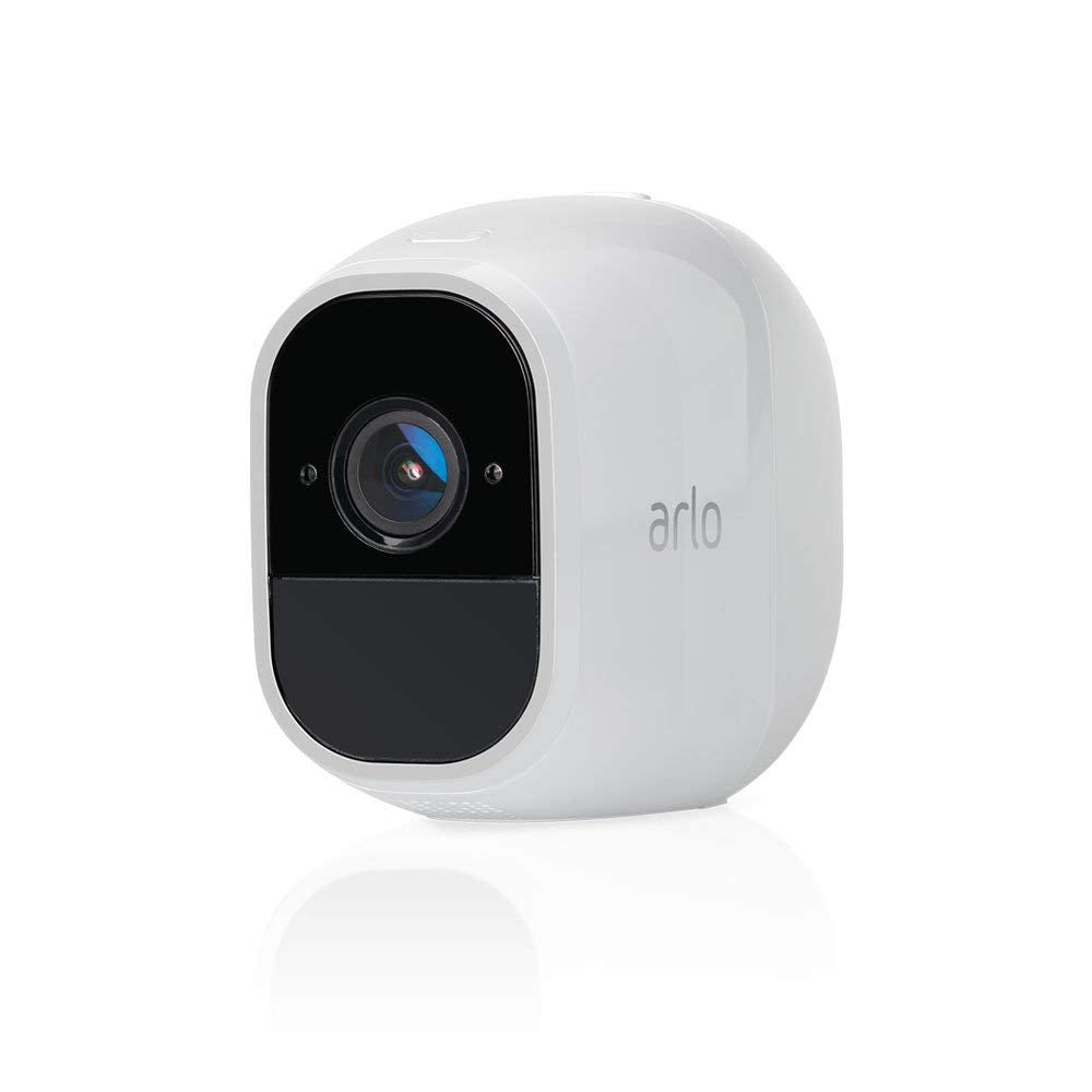 Arlo Pro 2 Add-on Wire-Free Camera 1080P - White