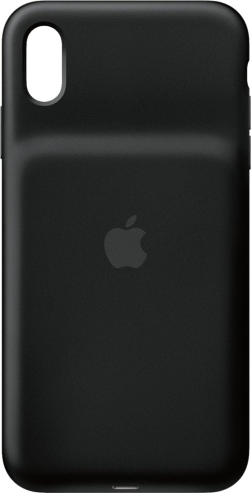 Apple Phone XS Max Smart Battery Case - Black