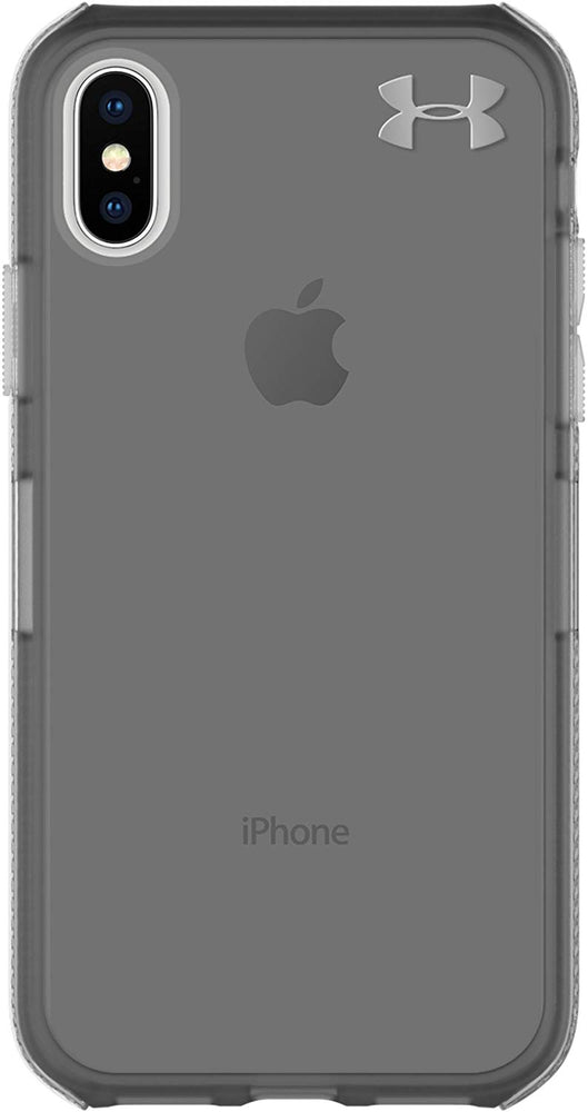 Under Armour Protect Verge Case for iPhone X / XS (ONLY) - Translucent Graphite