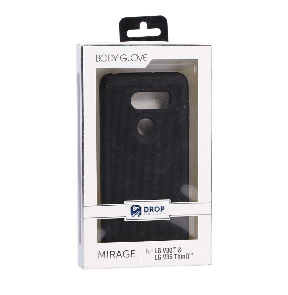 Body Glove Mirage Case for LG V30 (ONLY) - Black