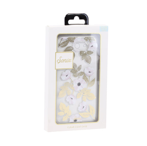 Sonix Clear Coat Case for Samsung J7 (ONLY) - Floral