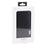 Moshi Overture Wallet Case for Samsung Galaxy S8 Plus (ONLY) - Black