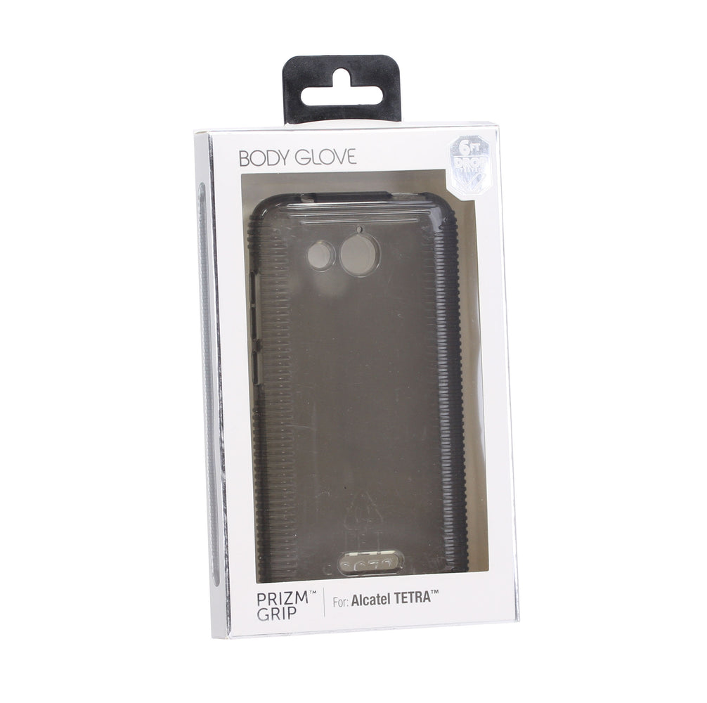 Body Glove Alcatel Tetra Priz Grip Case - Black