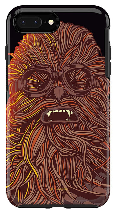 OtterBox SYMMETRY SERIES Case for iPhone 8 / 7 Plus - A Star Wars Story - Chewbacca