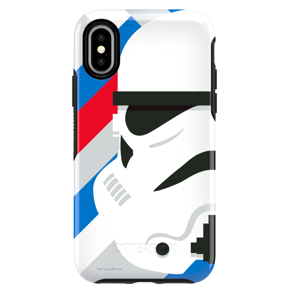 OtterBox SYMMETRY SERIES Case for iPhone X / XS - Galactic Collection - Stormtrooper
