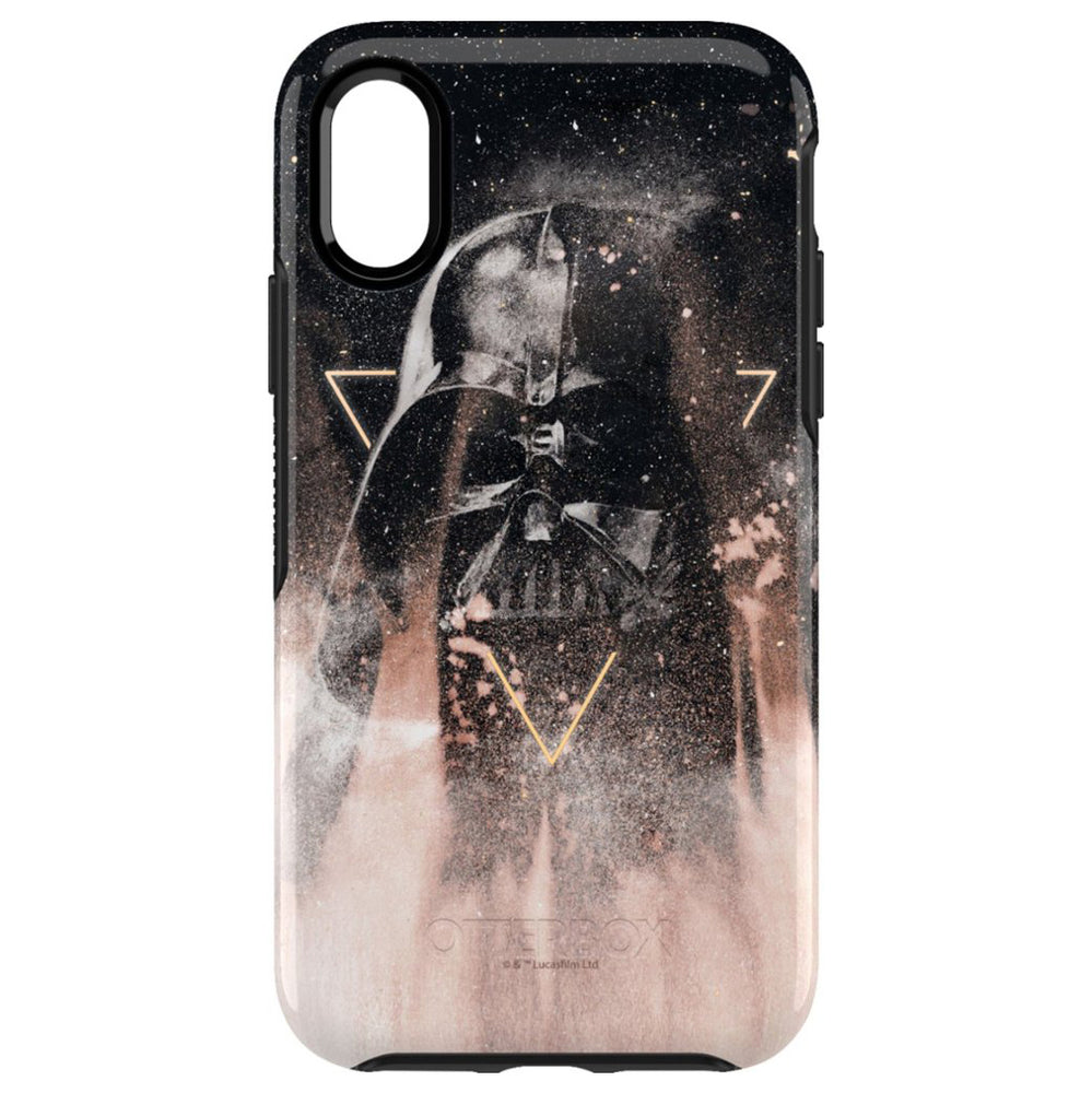 OtterBox SYMMETRY SERIES Case for iPhone X / XS - Galactic Collection - Darth Vader