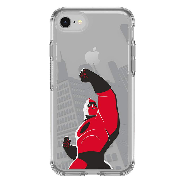 OtterBox SYMMETRY SERIES Case for iPhone 8 / 7 (ONLY) - Disney Pixar Incredibles 2 - Mr. Incredible