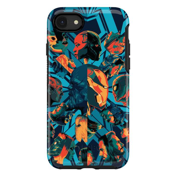 OtterBox SYMMETRY SERIES Case for iPhone 8 / 7 - Marvel Avengers Case - Assemble
