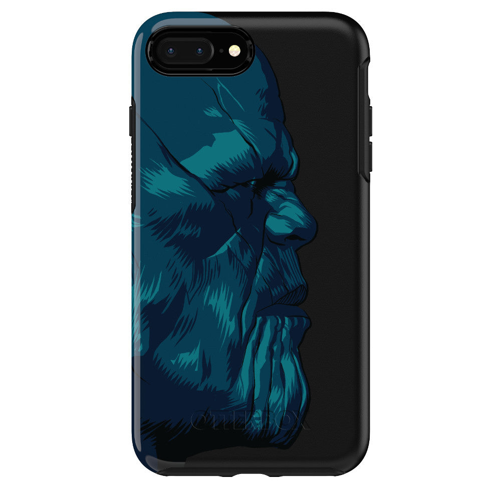 OtterBox SYMMETRY SERIES Case for iPhone 8 Plus / 7 Plus - Marvel Avengers -Thanos
