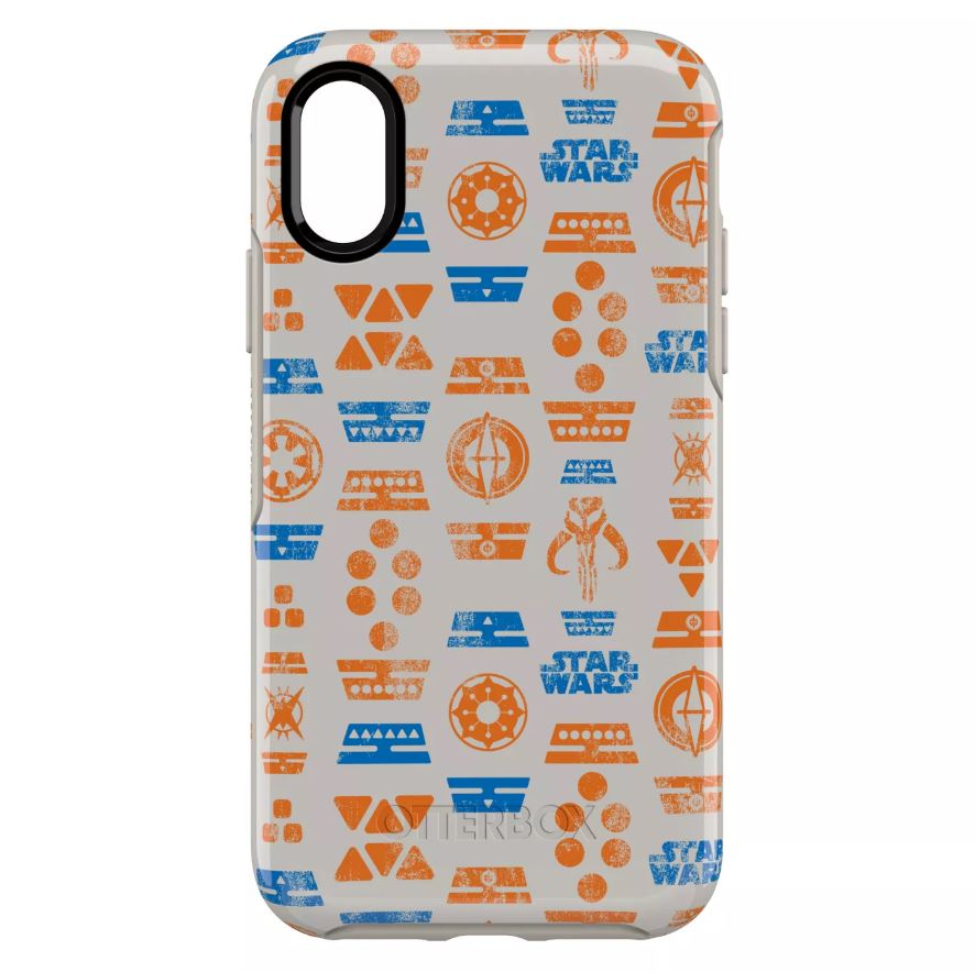 OtterBox SYMMETRY SERIES Case for iPhone X / XS - A Star Wars Story - All or Nothing