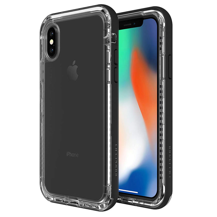 Lifeproof NEXT SERIES Case for iPhone XR (ONLY) - Black Crystal