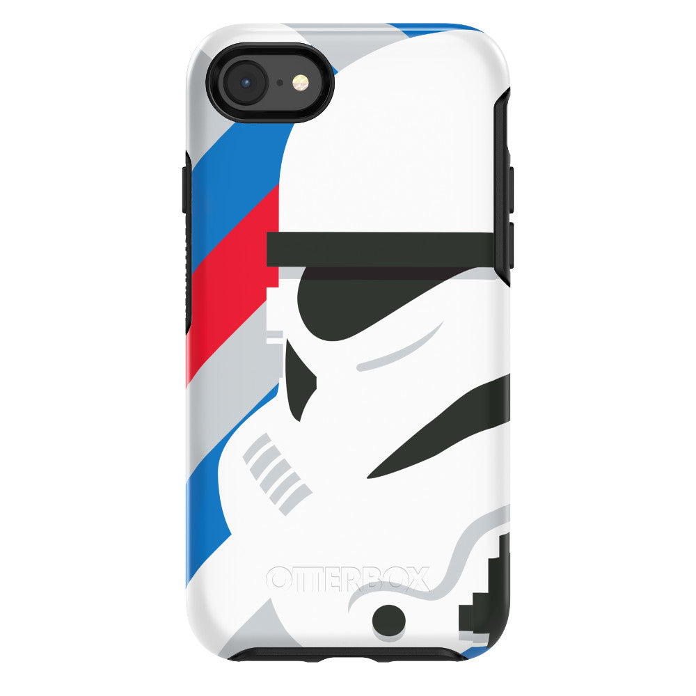 OtterBox SYMMETRY SERIES Case for iPhone 8 / 7 - Galactic Collection - Stormtrooper