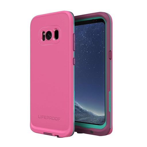 LifeProof FRE SERIES Waterproof Case for Galaxy S8 Plus (ONLY) Twilights Edge Pink
