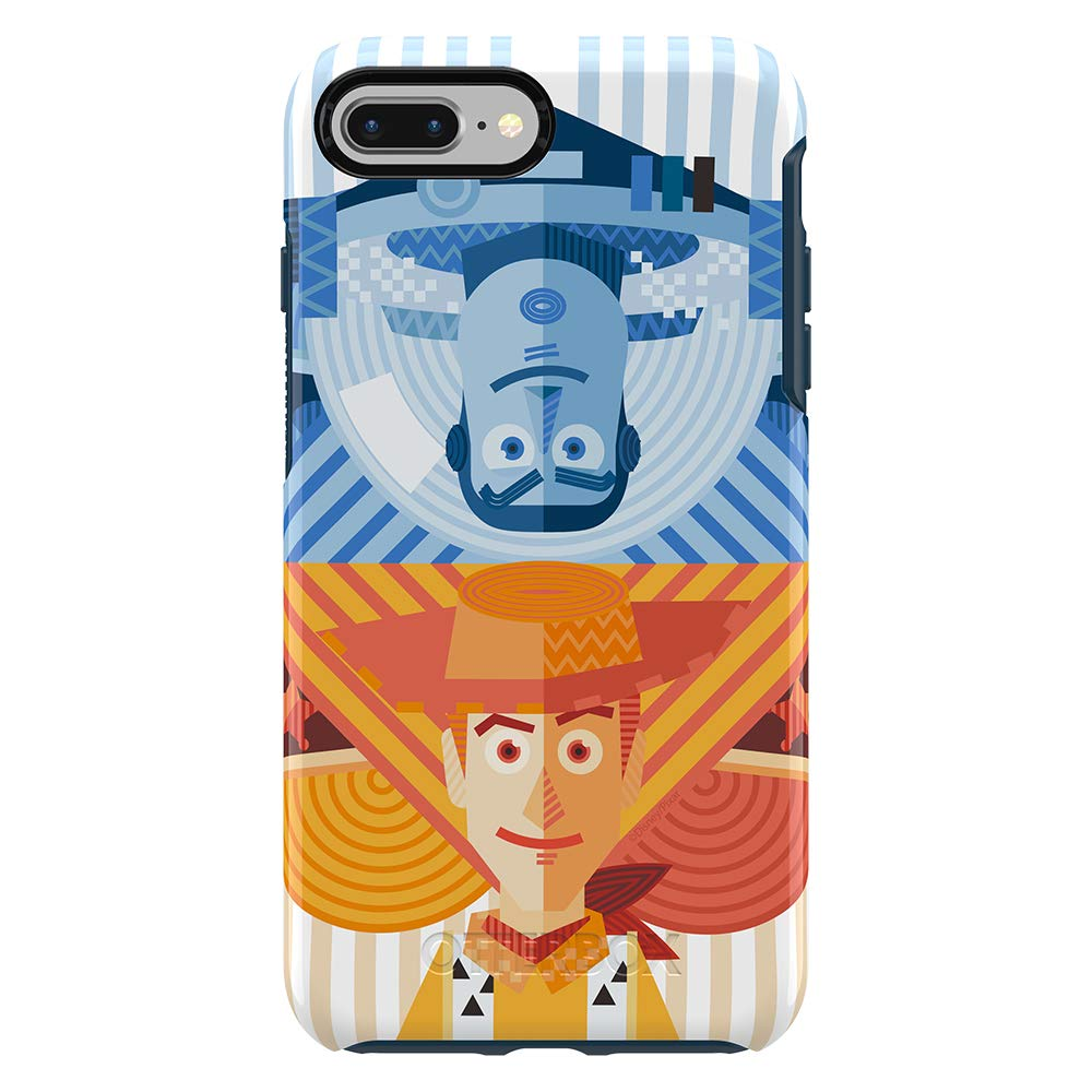 OtterBox SYMMETRY SERIES Case for iPhone 7 Plus / 8 Plus - Disney Pixar Toy Story - Buzz & Woody