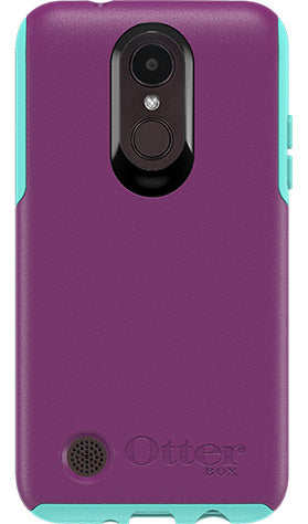 OtterBox ACHIEVER SERIES Case for LG Fortune Risio 2 (ONLY) - Cool Plum