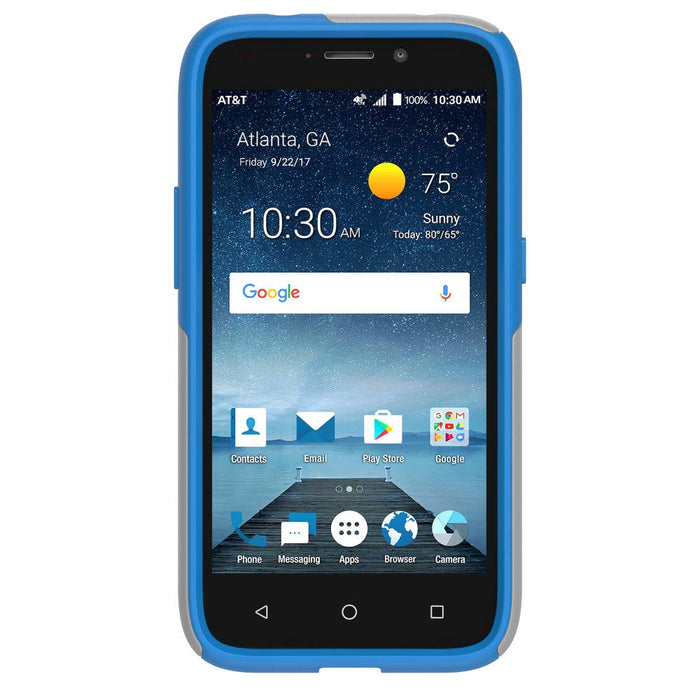 OtterBox ACHIEVER SERIES Case for ZTE Maven 3 / Overture 3 - Water Stone
