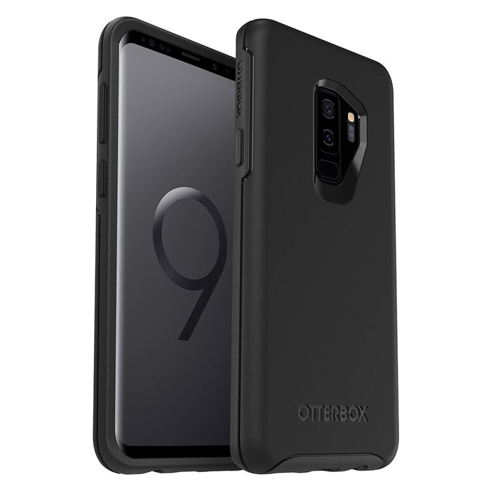 OtterBox SYMMETRY SERIES Case for Galaxy S9 Plus (ONLY) - Black