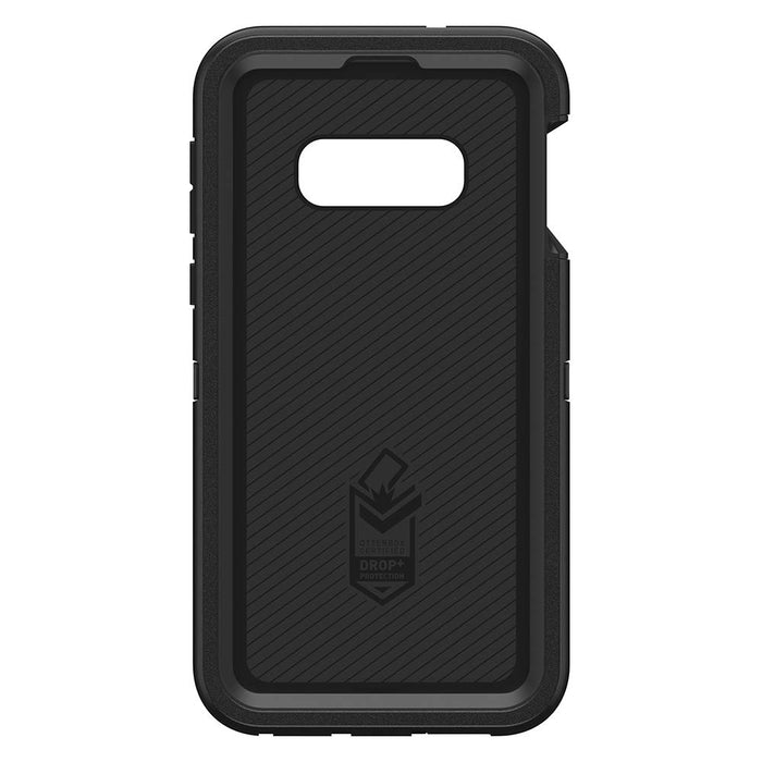 OtterBox DEFENDER SERIES Case & Holster for Galaxy S10E (ONLY) - Black