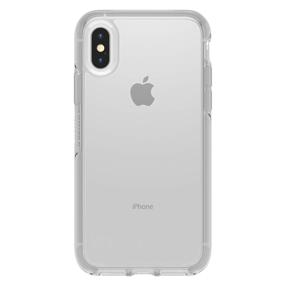 OtterBox Apple iPhone Xs / X (ONLY) SYMMETRY SERIES Case - Clear