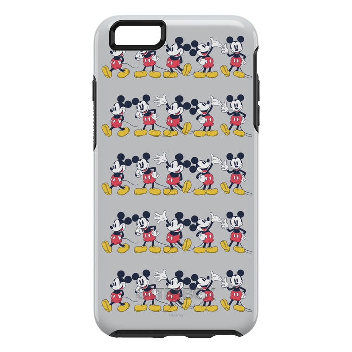 OtterBox SYMMETRY SERIES Case for iPhone 6 / 6s Plus - Mickey Line