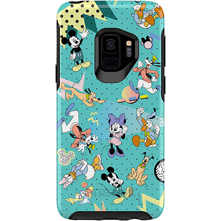 OtterBox SYMMETRY SERIES Case for Galaxy S9 - Disney - Rad Friends