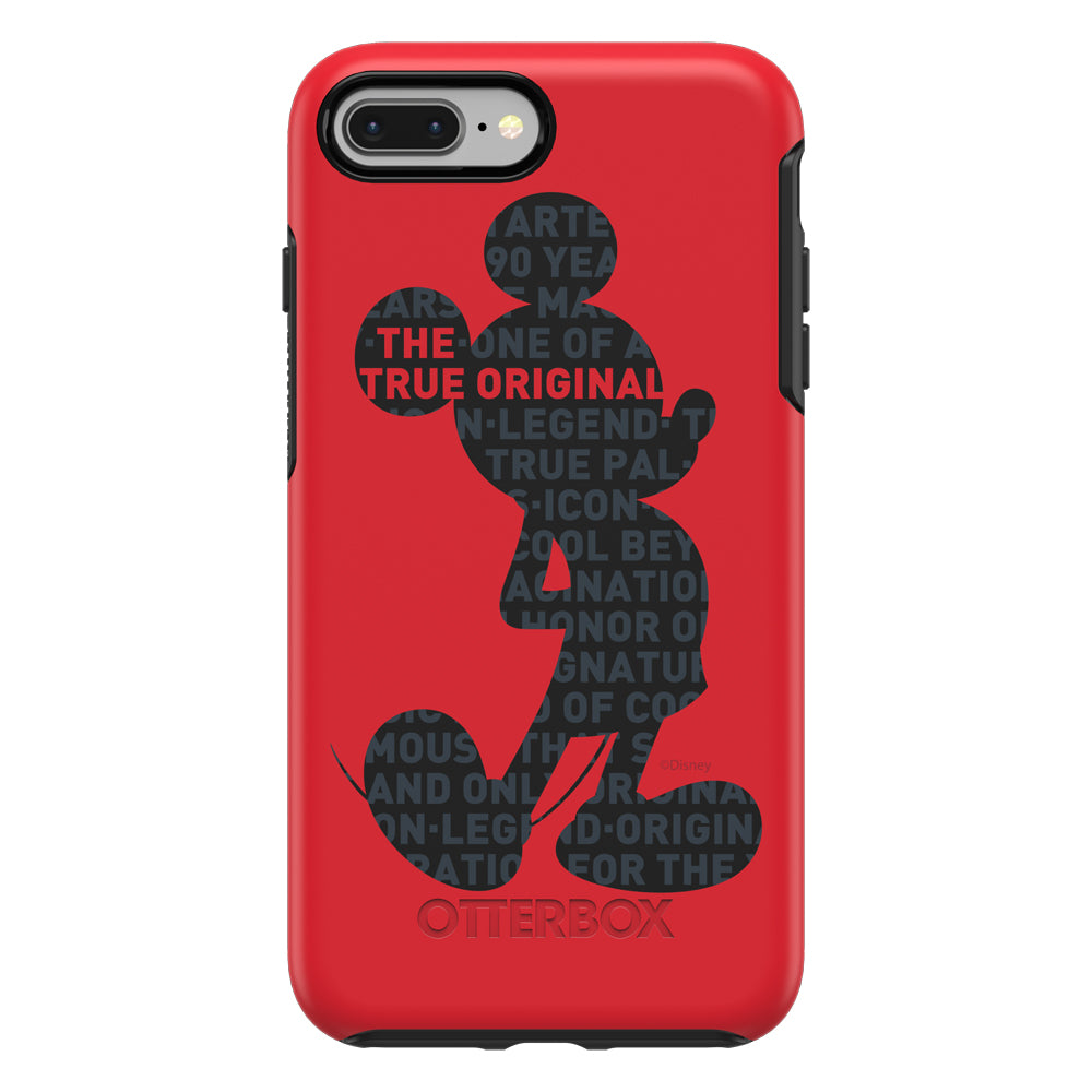 OtterBox SYMMETRY SERIES Case for iPhone 8 / 7 Plus - Mickey's 90th - True Original