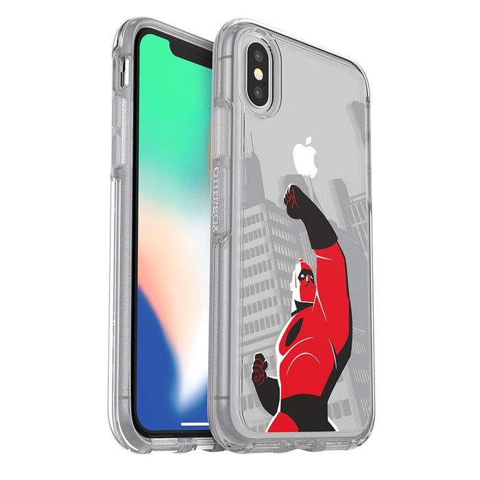 OtterBox SYMMETRY SERIES Case for iPhone XS Max - Disney Pixar Incredibles 2 - Mr. Incredible