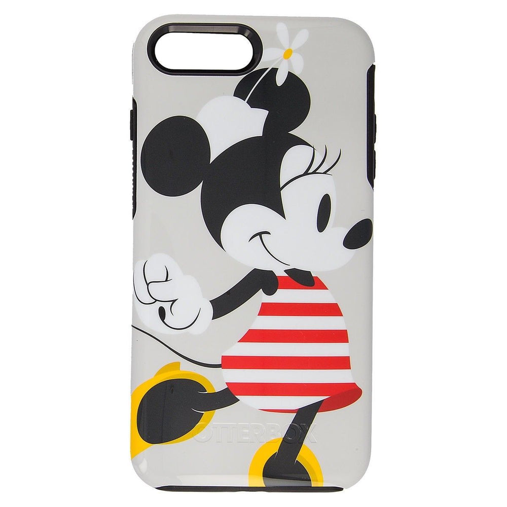 OtterBox SYMMETRY SERIES Case for iPhone 8 / 7 Plus - Disney Classics - Disney Minnie Stripes