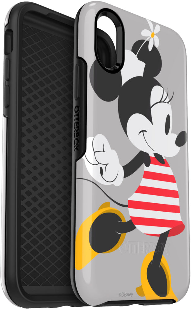 OtterBox SYMMETRY SERIES Case for iPhone X / XS - Disney Minnie Stripes