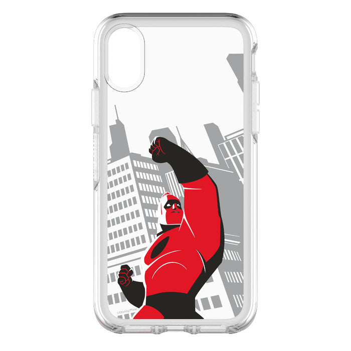 OtterBox SYMMETRY SERIES Case for iPhone XR - Disney Pixar Incredibles 2 - Mr. Incredible