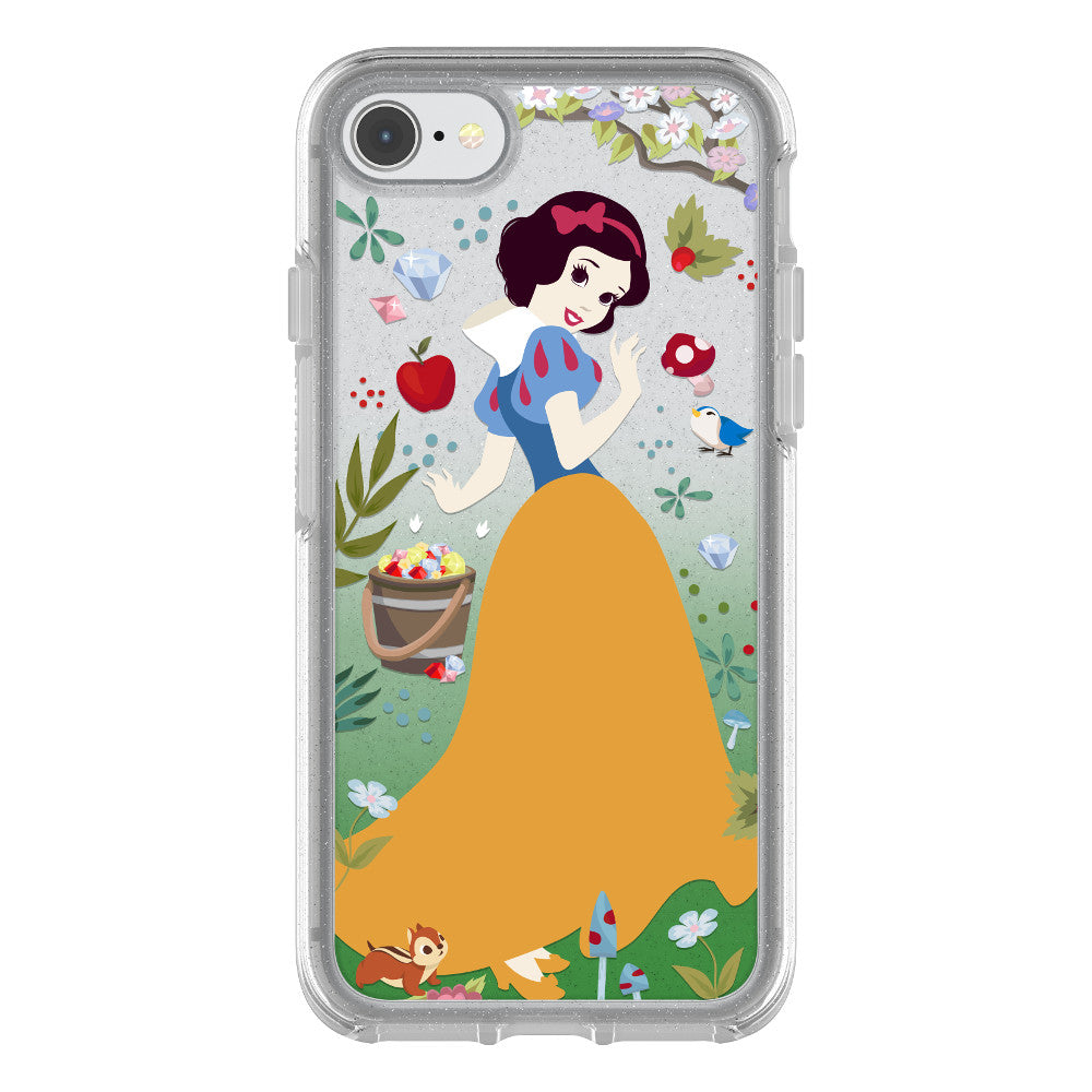 OtterBox SYMMETRY SERIES Case for iPhone 8 / 7 - Power of Princess - Forest of Kindness