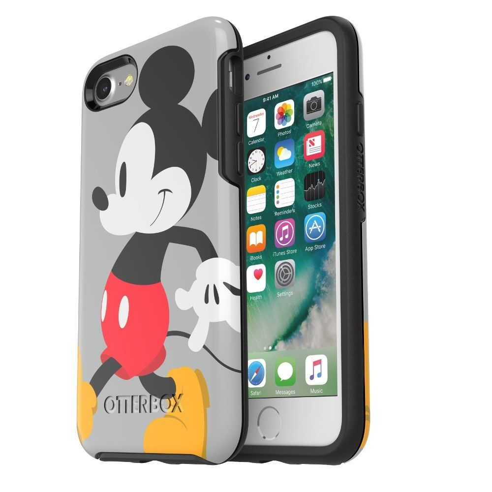 OtterBox SYMMETRY SERIES Case for iPhone 8 / 7 - Disney Classics - Disney Mickey Stride